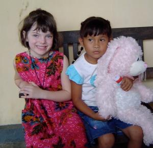 Isabel & Christy